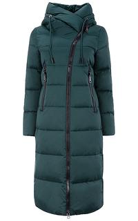Пальто на искусственном пуху Clasna