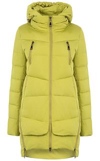утепленное стеганое пальто Malinardi