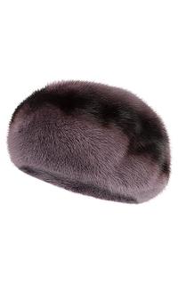 берет из меха норки Slava Furs
