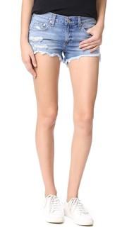 Обрезанные шорты Rag & Bone/Jean