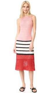 Ажурное платье ручной работы Novis