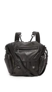 Миниатюрный рюкзак Marti с потайной молнией Alexander Wang