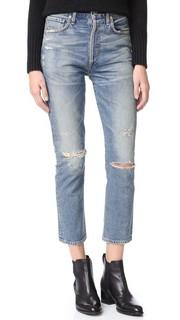 Укороченные джинсы Dree с высокой посадкой Citizens of Humanity