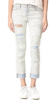 Джинсы Bleach Blank Denim