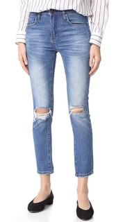 Рваные джинсы Blank Denim