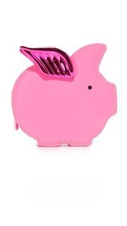Кошелек для монет When Pigs Fly Kate Spade New York