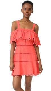 Платье Aster Red Carter