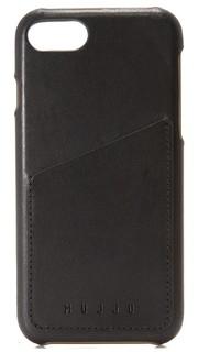 Кожаный чехол для iPhone 7 Mujjo