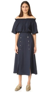 Платье Dakota Saloni