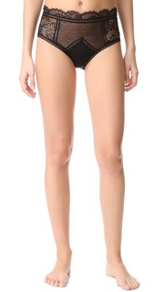 Трусики-шорты Amore с высокой талией Thistle & Spire