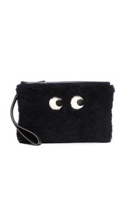 Zip Top Pouch Anya Hindmarch