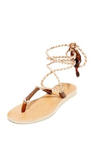 L*Space + Cocobelle Gili Wrap Sandals