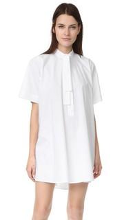 Свободное платье MM6