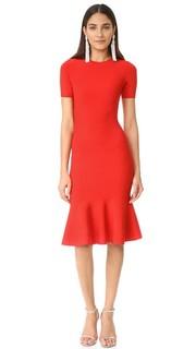 Платье с подолом «русалка» Milly