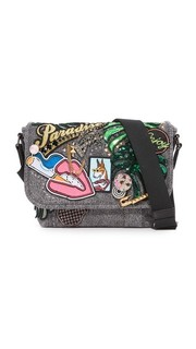 Небольшая сумка на ремне Courier Paradise Marc Jacobs
