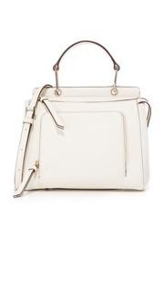 Небольшая сумка-портфель Greenwich с ручкой сверху Dkny