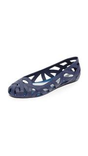 Обувь на плоской подошве Jean + Jason Wu Melissa
