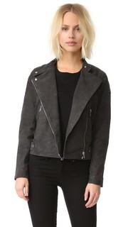 Замшевая байкерская куртка Mila Just Female