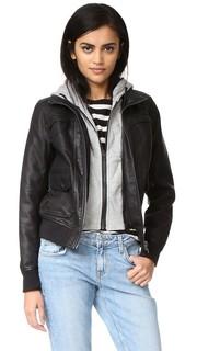Куртка Utility с капюшоном Blank Denim
