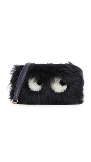 Mini Eyes Cross Body Bag Anya Hindmarch