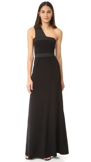 Вечернее платье с открытым плечом Intropia