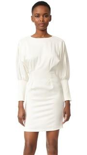 Платье с длинными рукавами Intropia