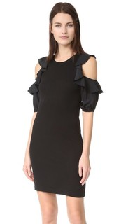 Платье с короткими рукавами No. 21