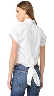 Блуза Ara с завязками на спине Rag & Bone