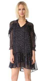 Платье с широкими рукавами Just Cavalli