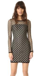 Платье Pyrite с округлым вырезом Nightcap x Carisa Rene