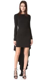 Платье с длинными рукавами Antonio Berardi