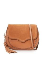 Большая седельная сумка Suki Rebecca Minkoff