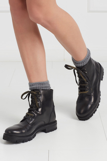 Кожаные ботинки AGL