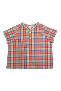 Хлопковая рубашка Cesari Bonpoint