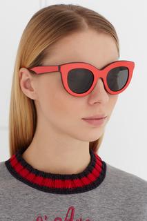 Солнцезащитные очки Layеred Cat Victoria Beckham