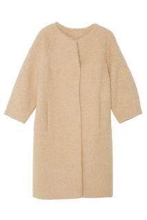 Шерстяное пальто Daria Bardeeva