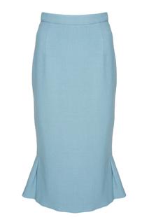 Шерстяная юбка Daria Bardeeva