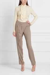 Однотонные брюки Pallari