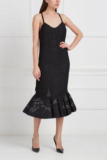 Однотонное платье Elmira Markes