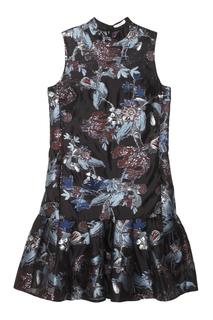 Платье с принтом Nena Erdem