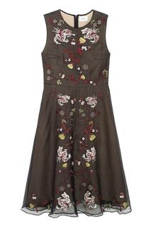 Шелковое платье Mackenzie Erdem