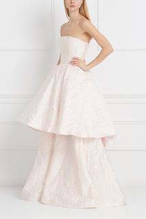 Платье-бюстье Yulia Prokhorova.Beloe Zoloto