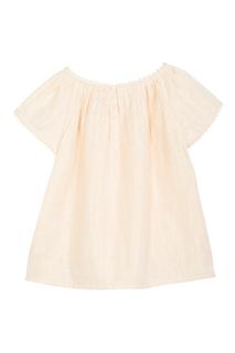 Хлопковая блузка Carrie Bonpoint