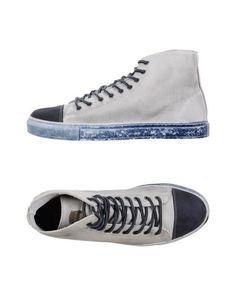 Высокие кеды и кроссовки Antony Morato