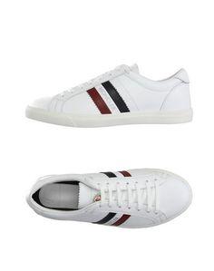 Низкие кеды и кроссовки Moncler
