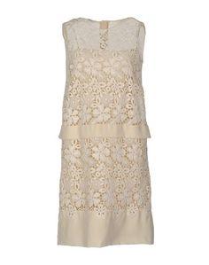 Короткое платье Alberta Ferretti