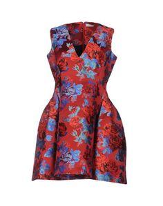 Короткое платье Mary Katrantzou