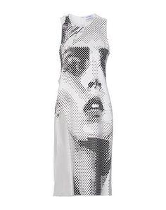 Платье до колена Anthony Vaccarello