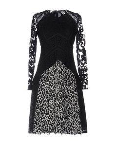 Платье до колена Burberry Prorsum