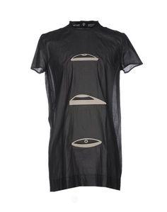 Pубашка Rick Owens